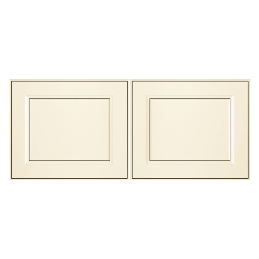 Nimble by Diamond Veranda Breeze 16.375-in W x 13.9062-in H x 0.75-in D Toasted Antique Laminate Door Wall Cabinet