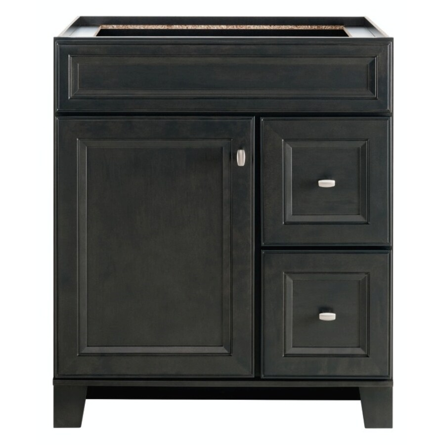Shop diamond fresh fit goslin storm transitional bathroom - Where to shop for bathroom vanities ...