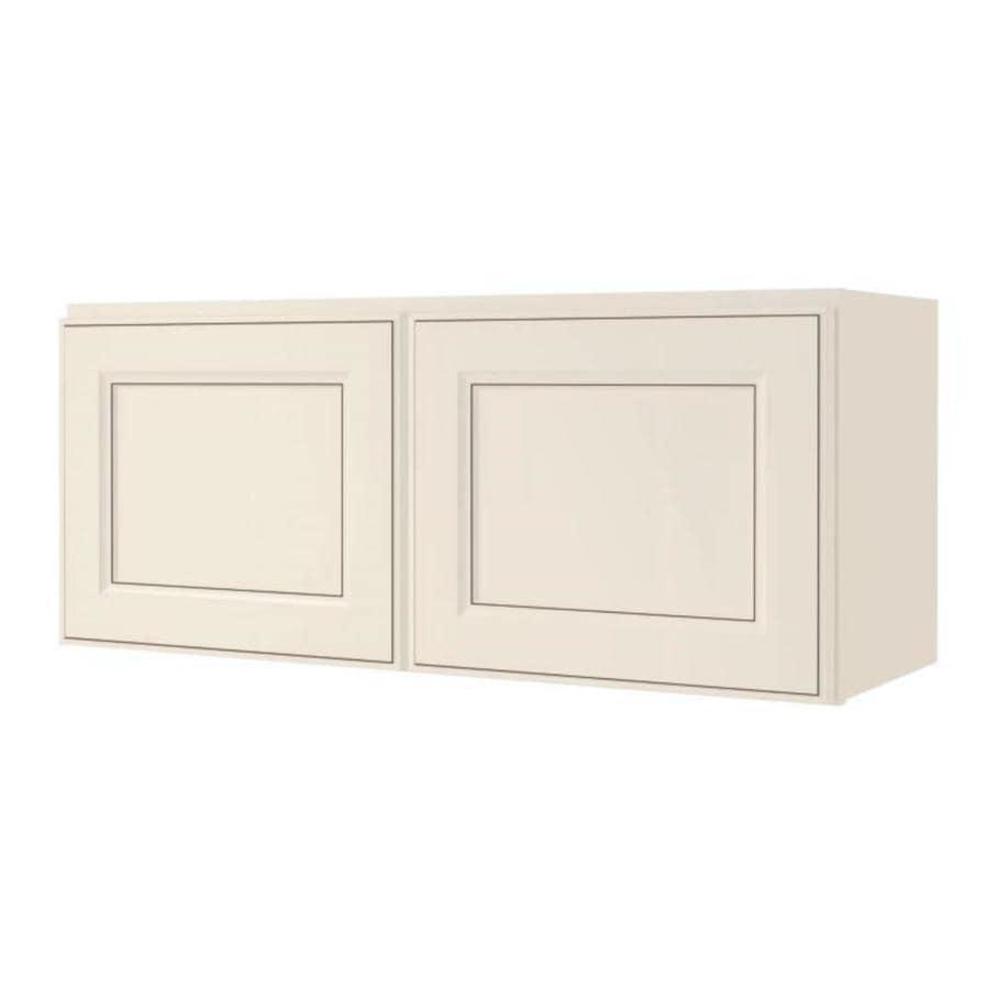 Shop kitchen classics caspian 33 in w x 14 in h x 12 in d for Caspian kitchen cabinets