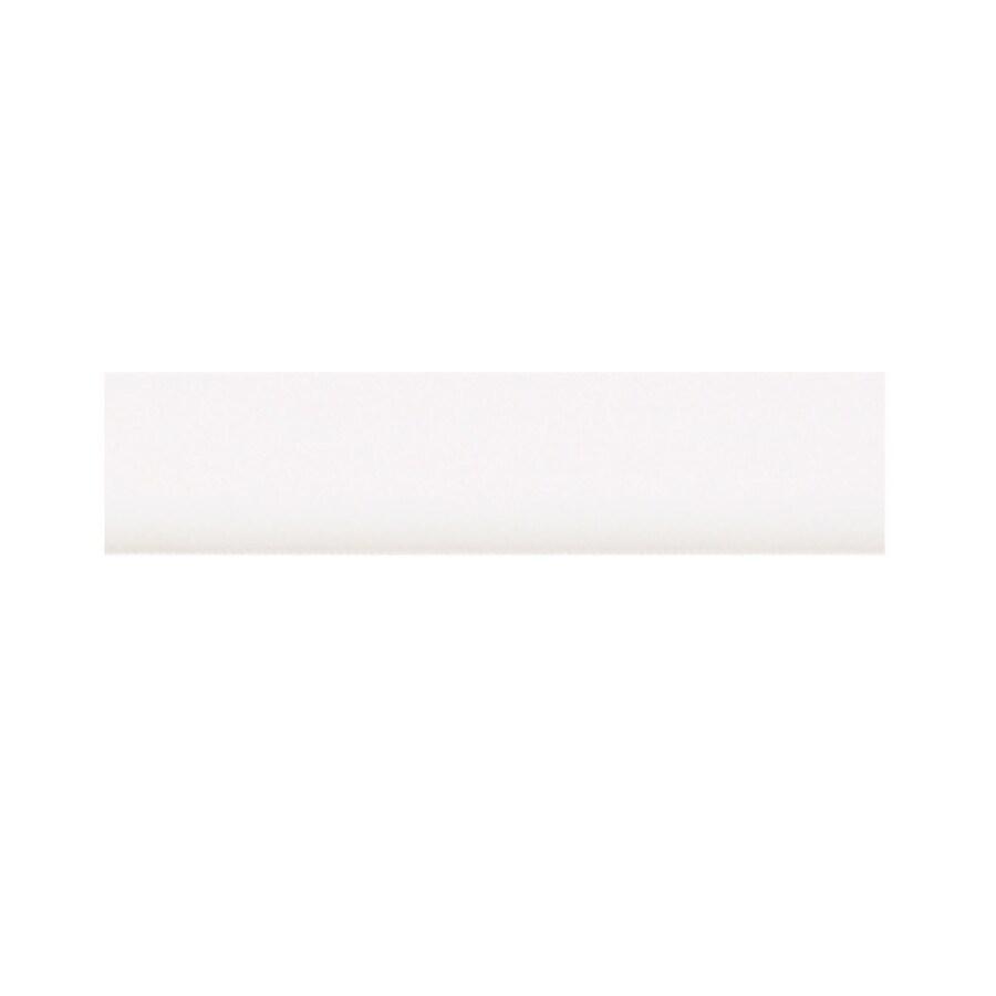 Kitchen Classics Concord 96-in x 0.75-in White Cabinet Scribe Rail