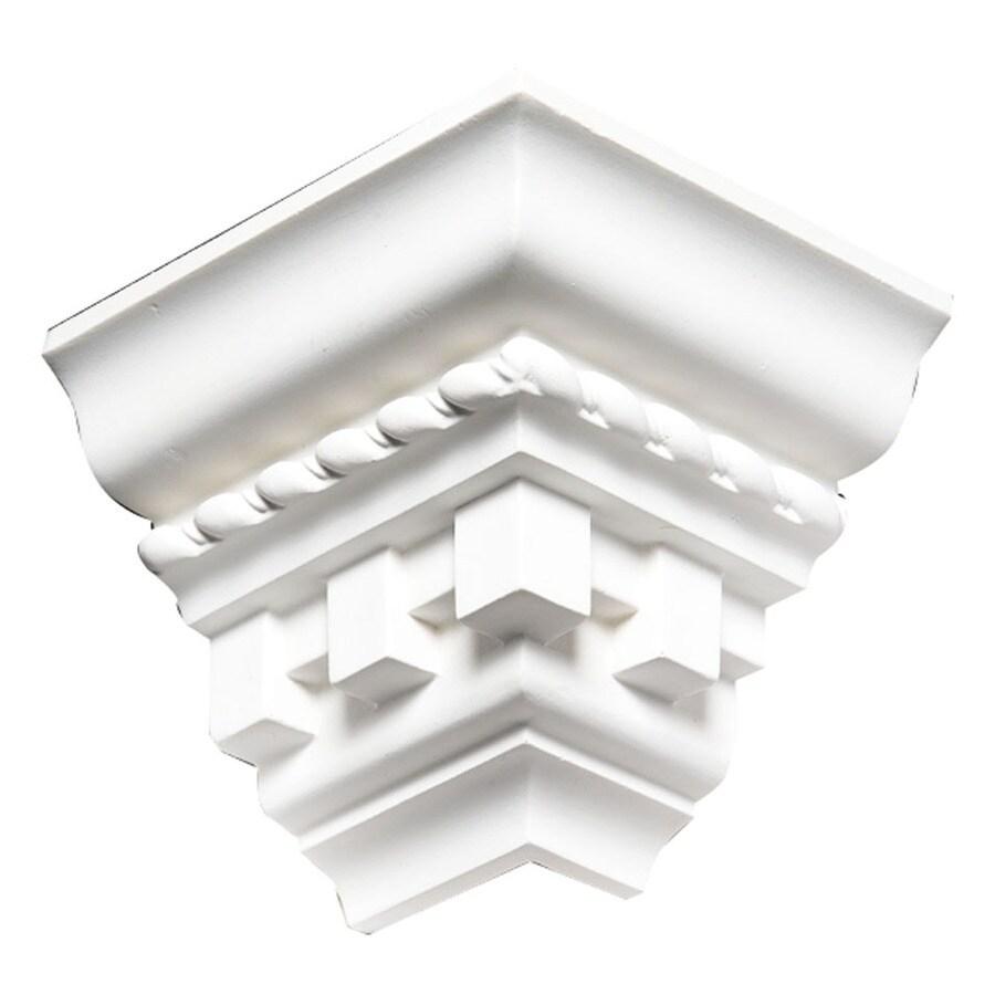 EverTrue 5.25-in x 4.436-in Crown Moulding Block