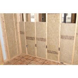 Shop Rockwool Rock Wool Batt Insulation With Sound Barrier