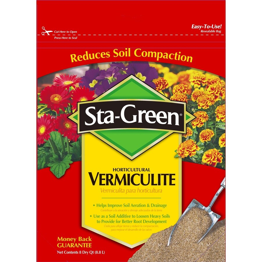 Garden Time 8-Quart Vermiculite