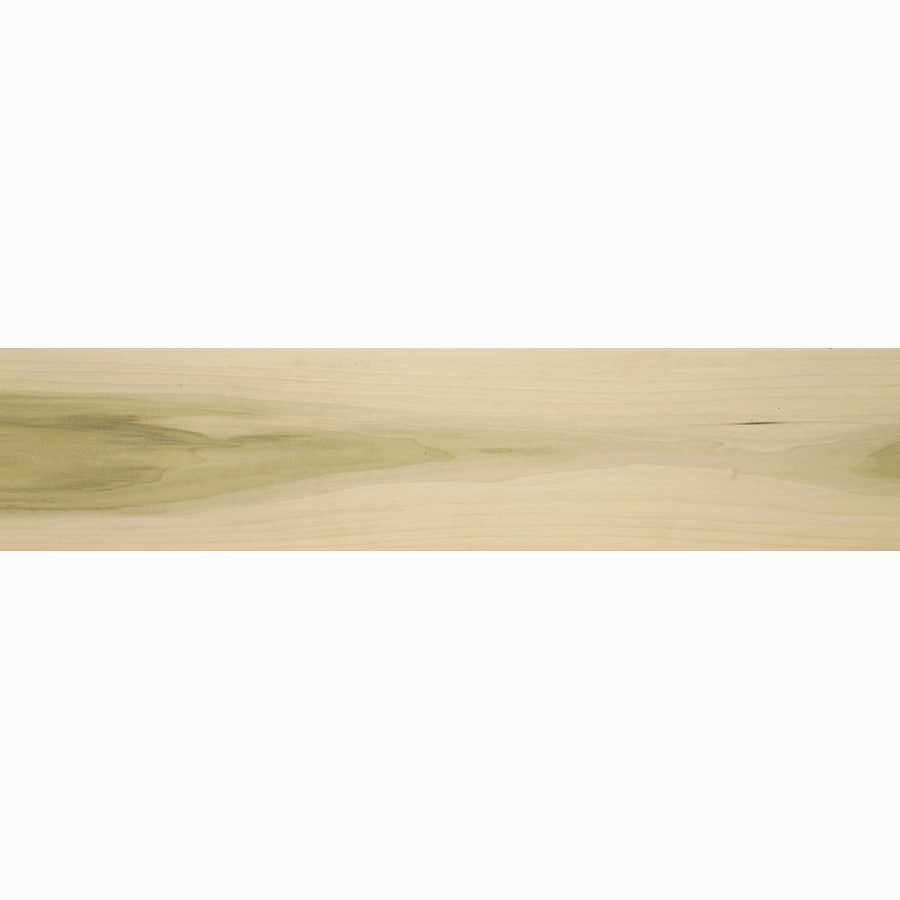 Poplar Board (Common: 3/4-in x 6-in x 12-ft; Actual: 0.75-in x 5.5-in x 12-ft)