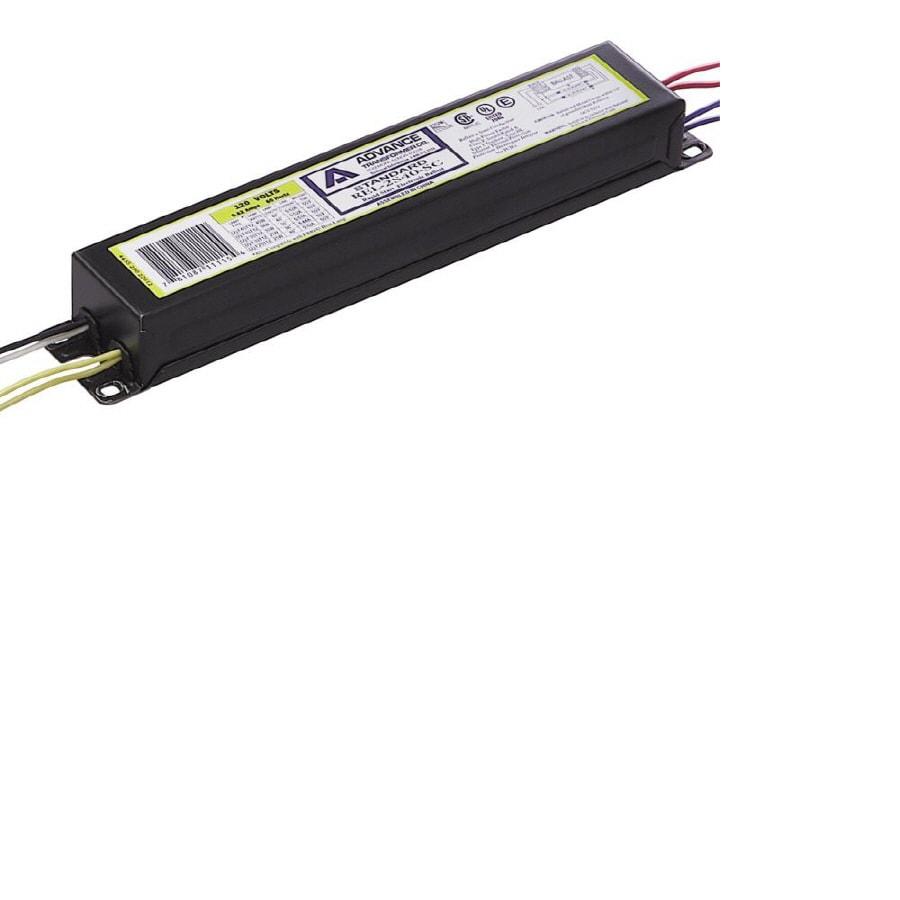Philips Advance 2-Bulb Commercial Electronic Fluorescent Lighting Ballast