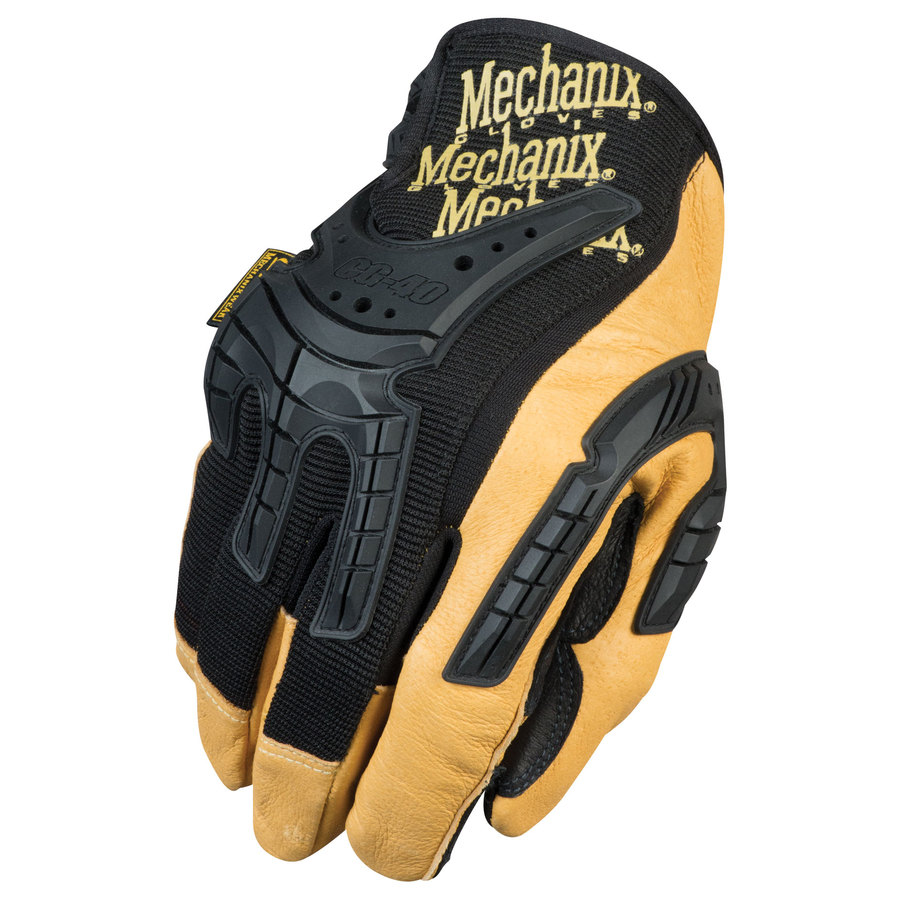 MECHANIX WEAR Small MenS Leather Leather Palm High Performance Gloves