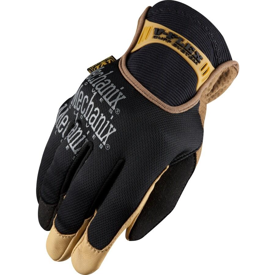 MECHANIX WEAR Large MenS Leather Work Gloves