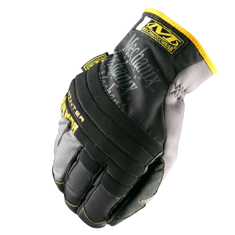 MECHANIX WEAR Extra Large Male Black Insulated Winter Gloves