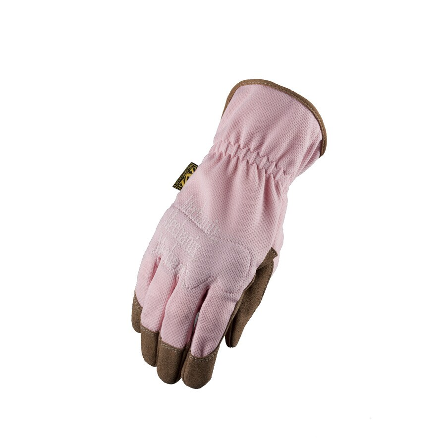 MECHANIX WEAR Bamboo Large Ladies' Synthetic Leather Work Gloves