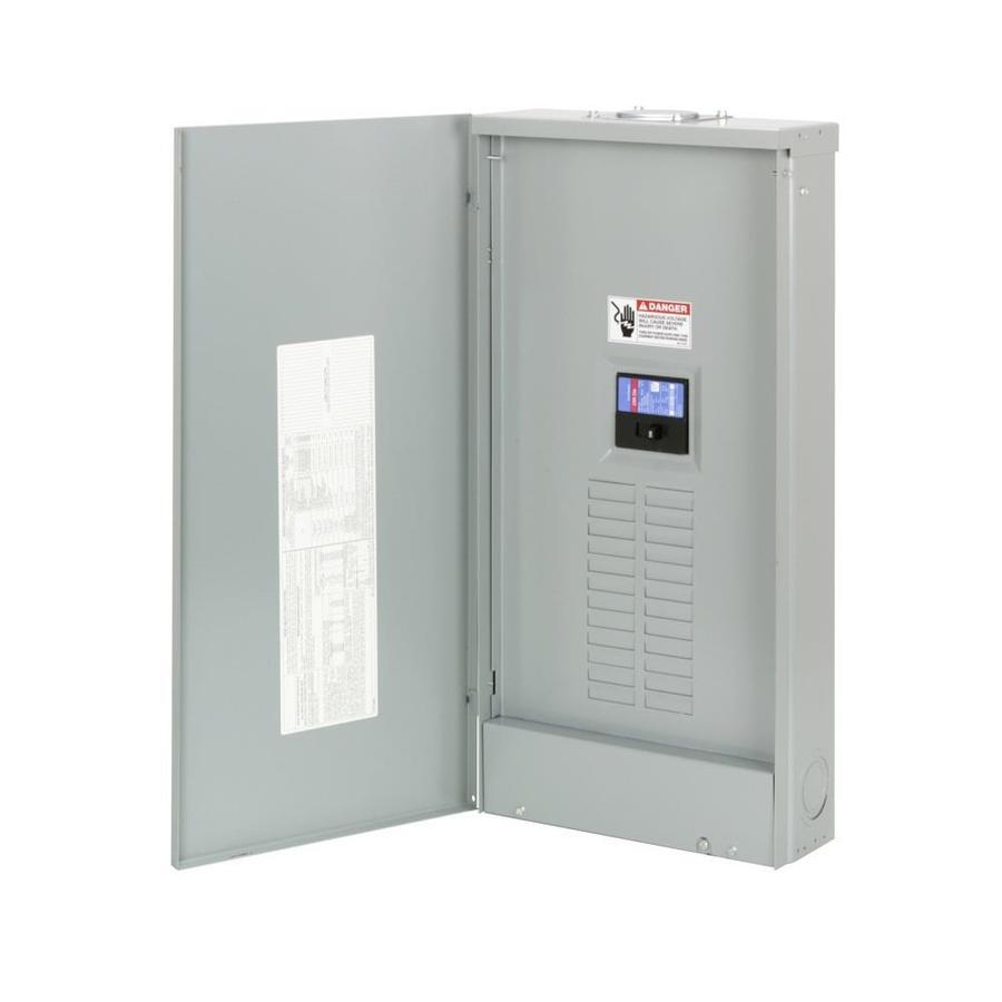 Eaton 8-Circuit 8-Space 200 Amp Main Breaker Load Center