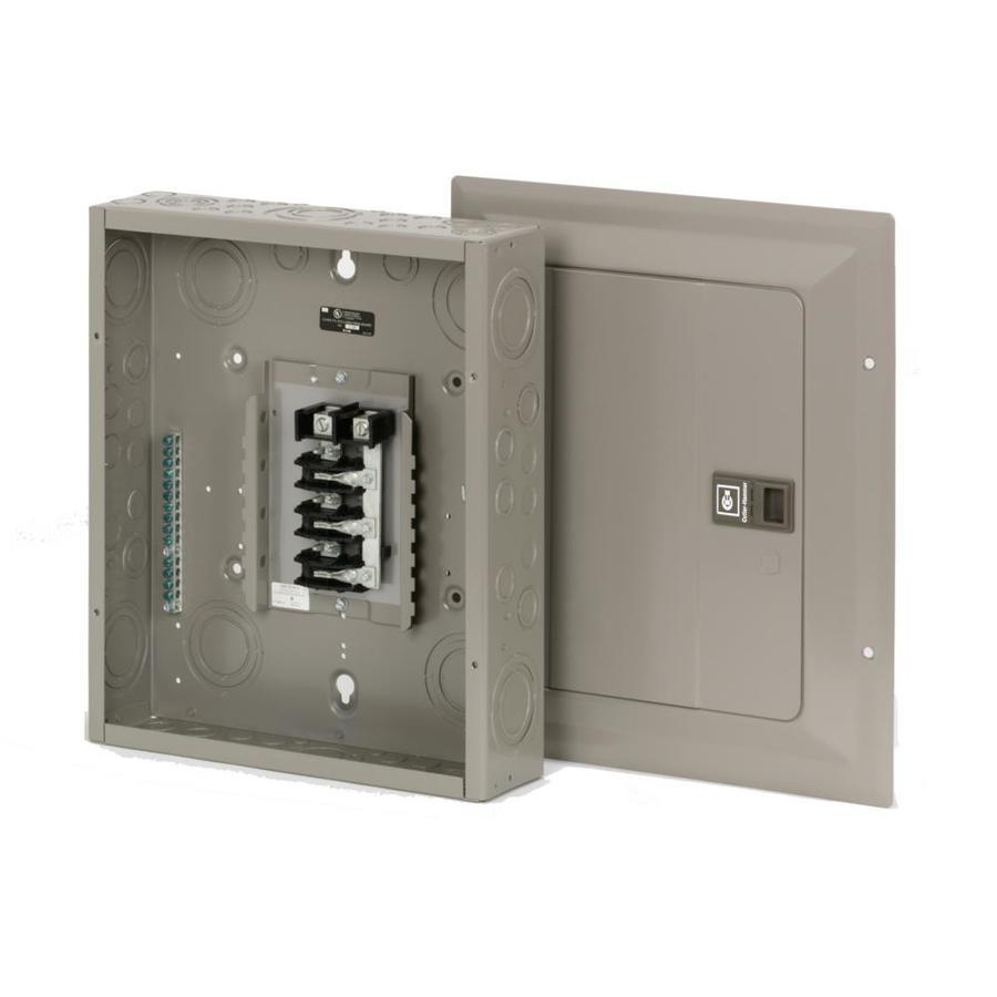Eaton 12-Circuit 12-Space 125 Amp Main Lug Load Center