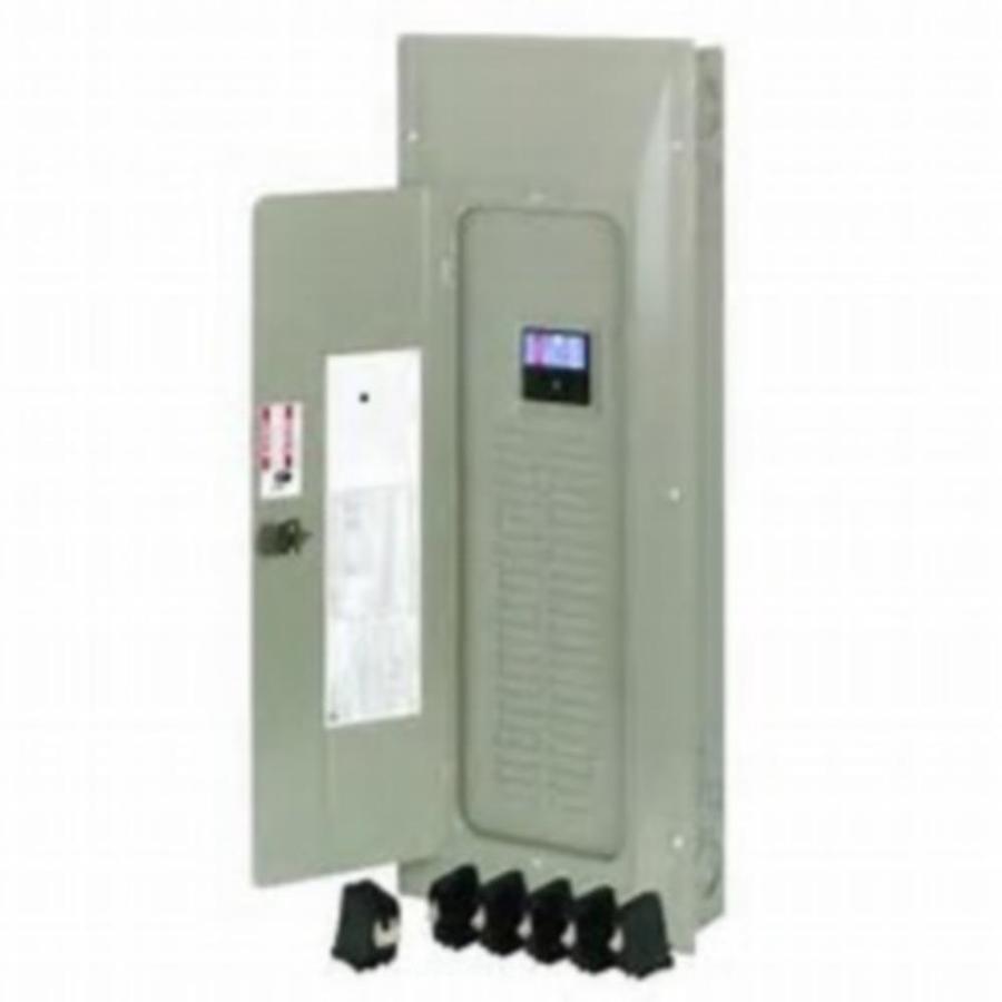 Eaton 42-Circuit 42-Space 200 Amp Main Breaker Load Center (Value Pack)