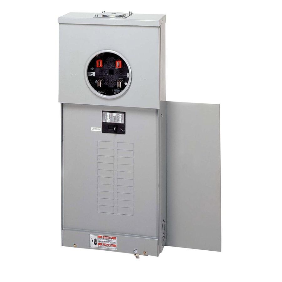 Eaton 40-Circuit 20-Space 200-Amp Main Breaker Load Center