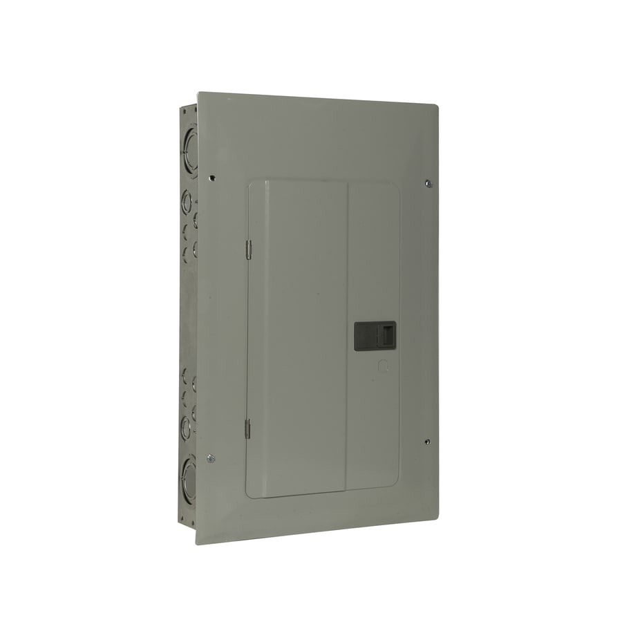 Eaton 30-Circuit 24-Space 125-Amp Main Lug Load Center