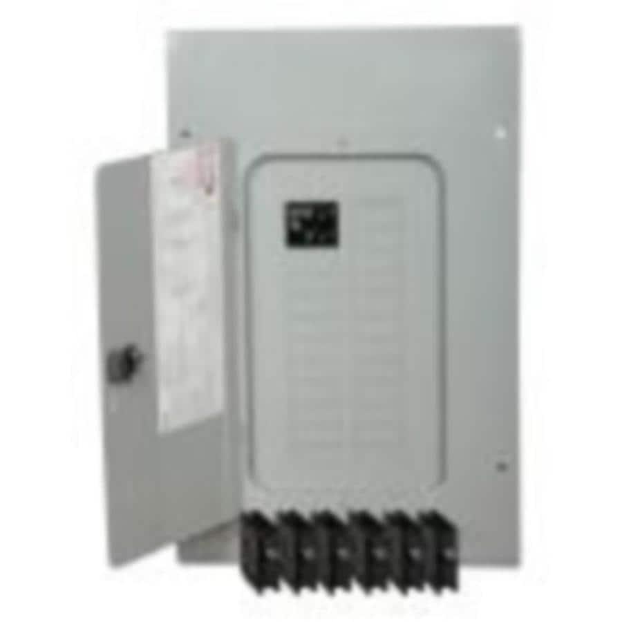 Eaton 40-Circuit 20-Space 100-Amp Main Breaker Load Center (Value Pack)