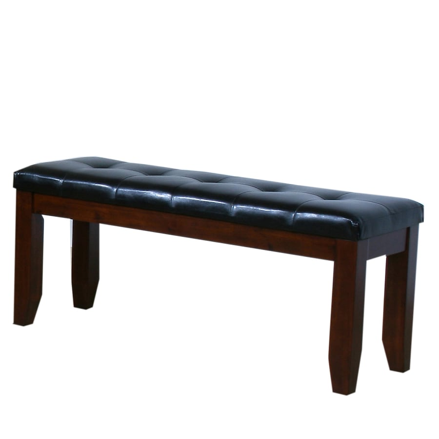 Home Sonata Dark Oak Indoor Accent Bench