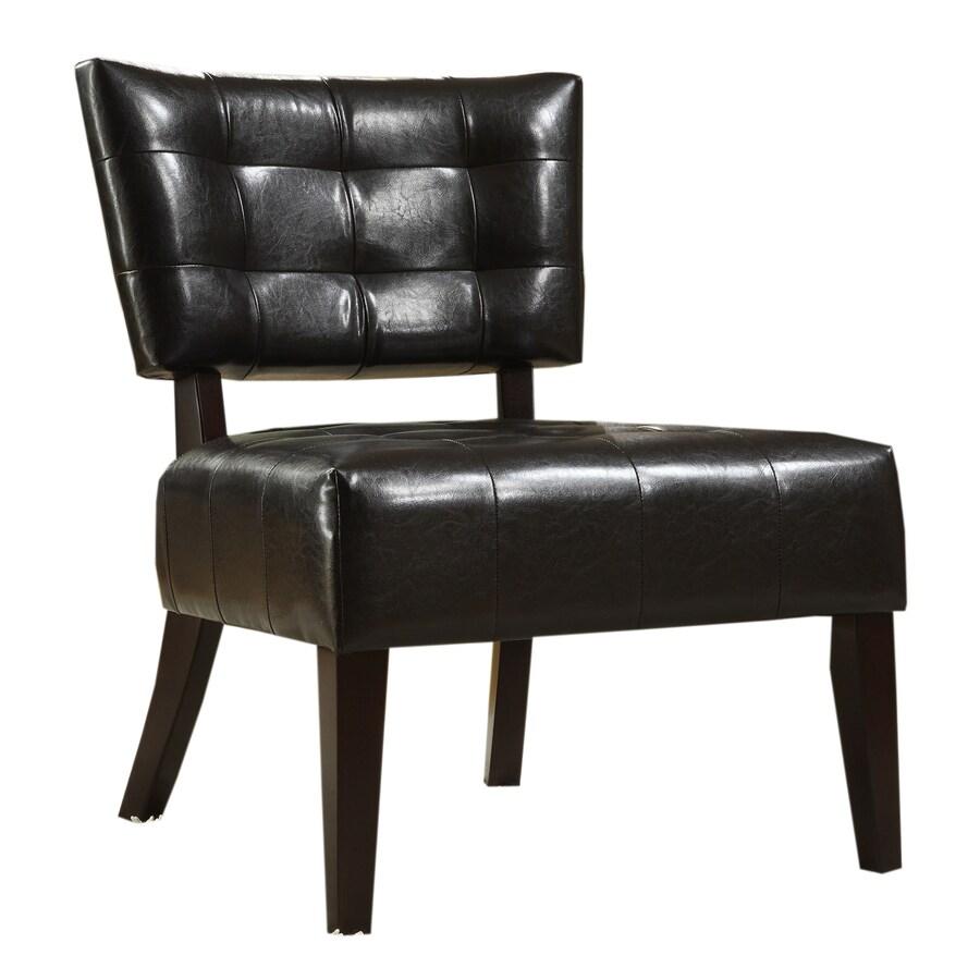 Home Sonata Brown Accent Chair