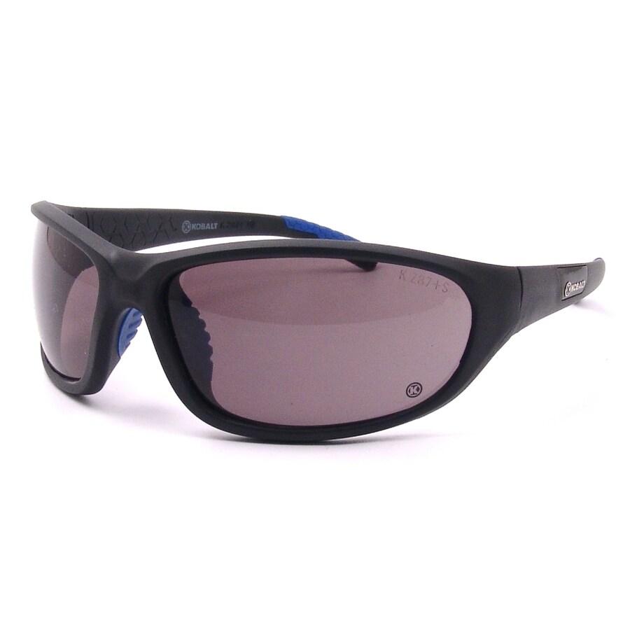Kobalt Black Plastic Skill Safety Glasses