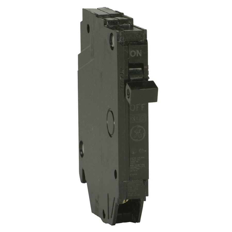 GE Q-Line THQP 15-Amp 1-Pole Single-Pole Circuit Breaker