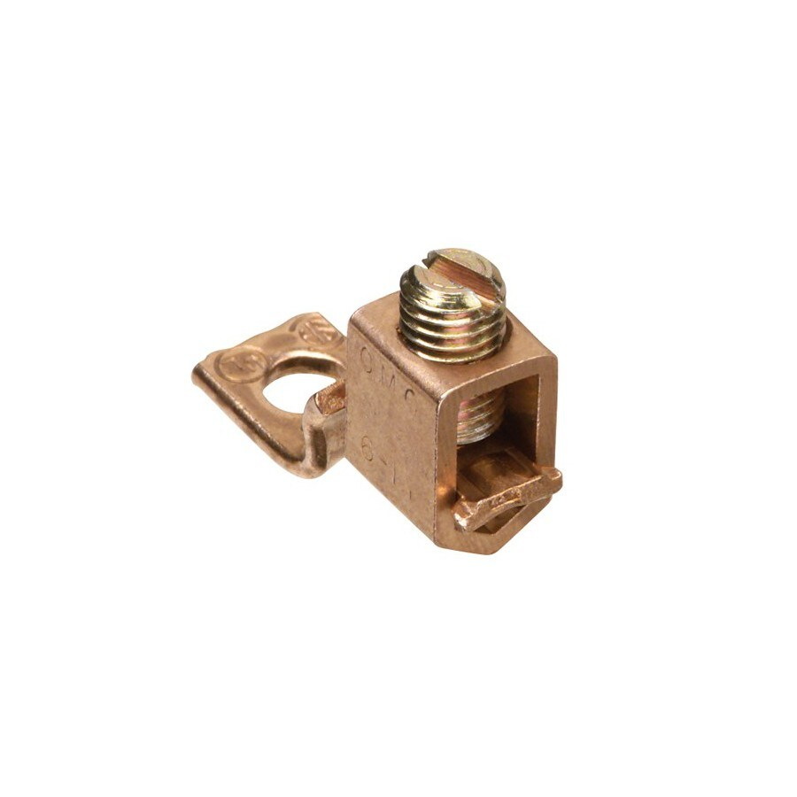 IDEAL 2-Count Copper Lugs
