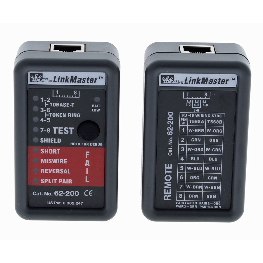 IDEAL Analog Multimeter