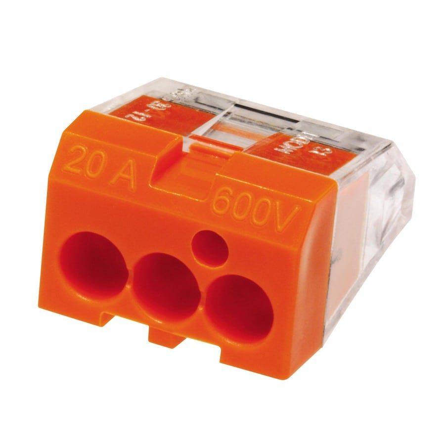 IDEAL 10-Pack Plastic Standard Wire Connectors