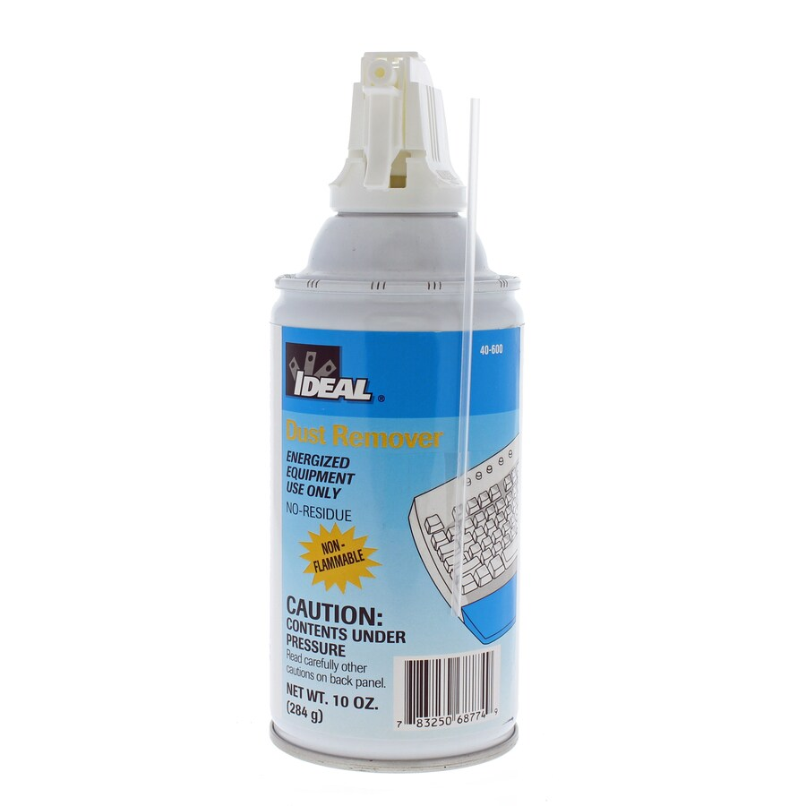 Shop Ideal 10 Oz Compressed Air Cleaning Dust And Lint
