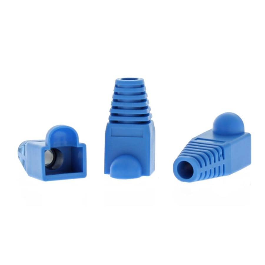 IDEAL 25-Pack Modular Plug Strain Relief Boots