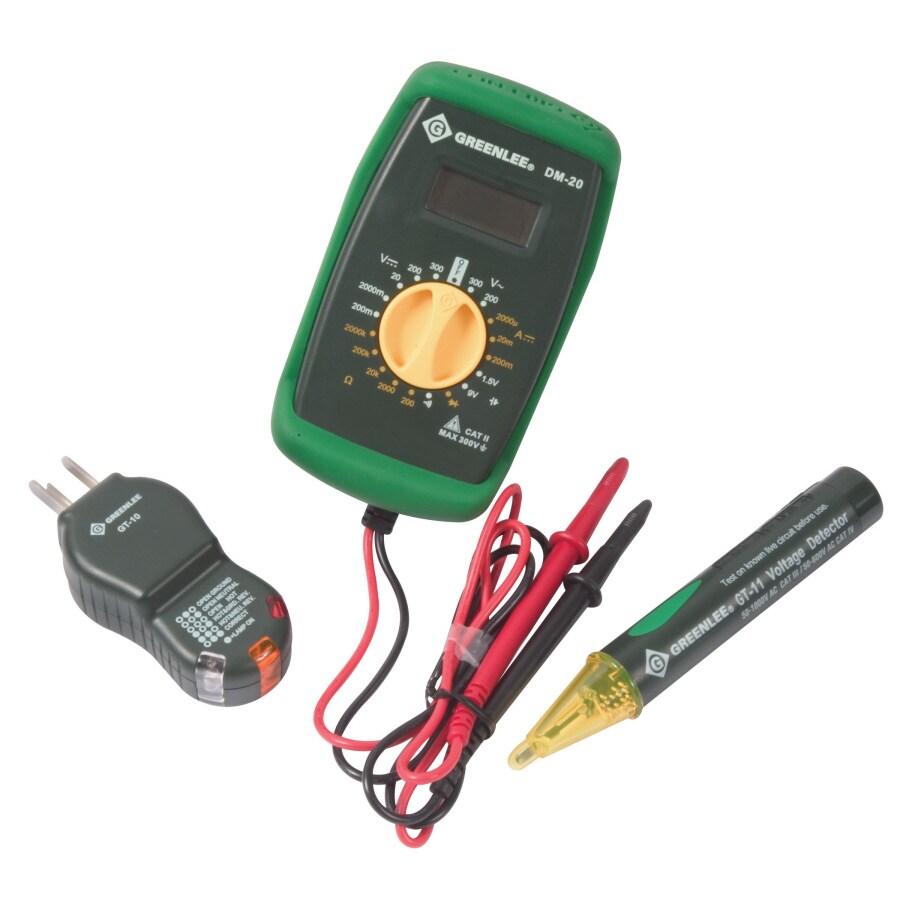 Greenlee Digital Multimeter