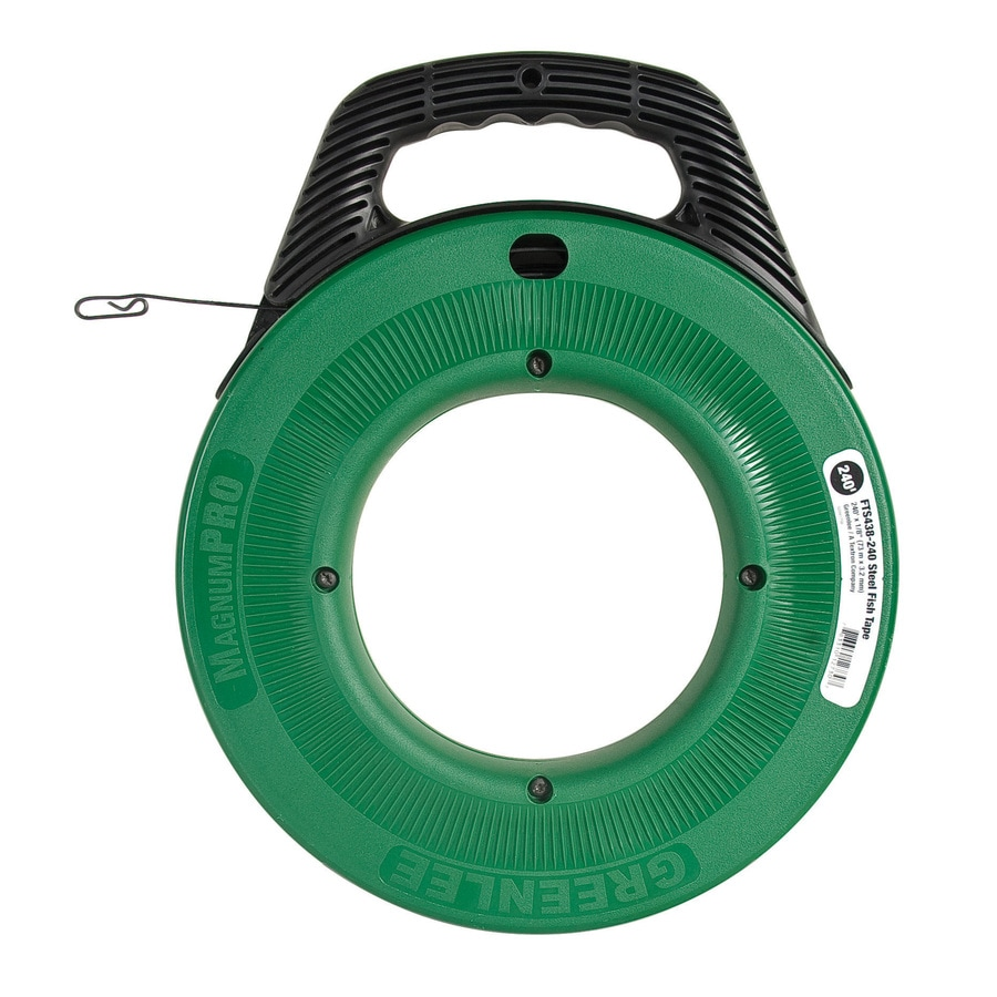 Greenlee 240-ft Steel Fish Tape