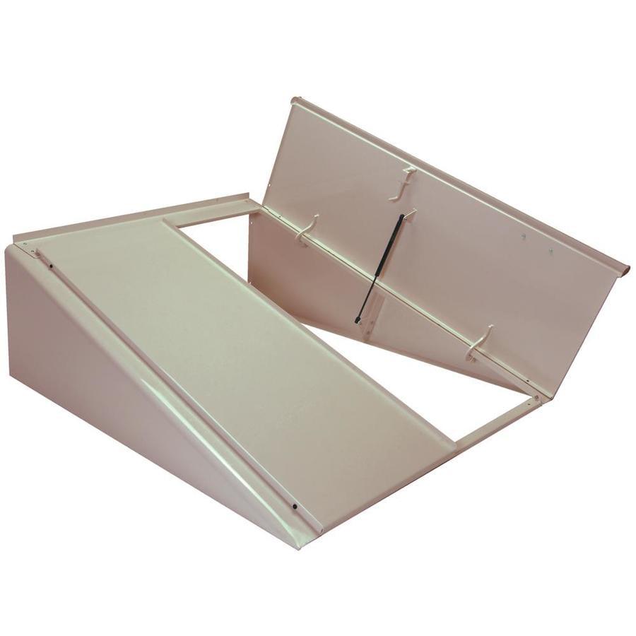 Bilco 55-in x 19.5-in Steel Cellar Door