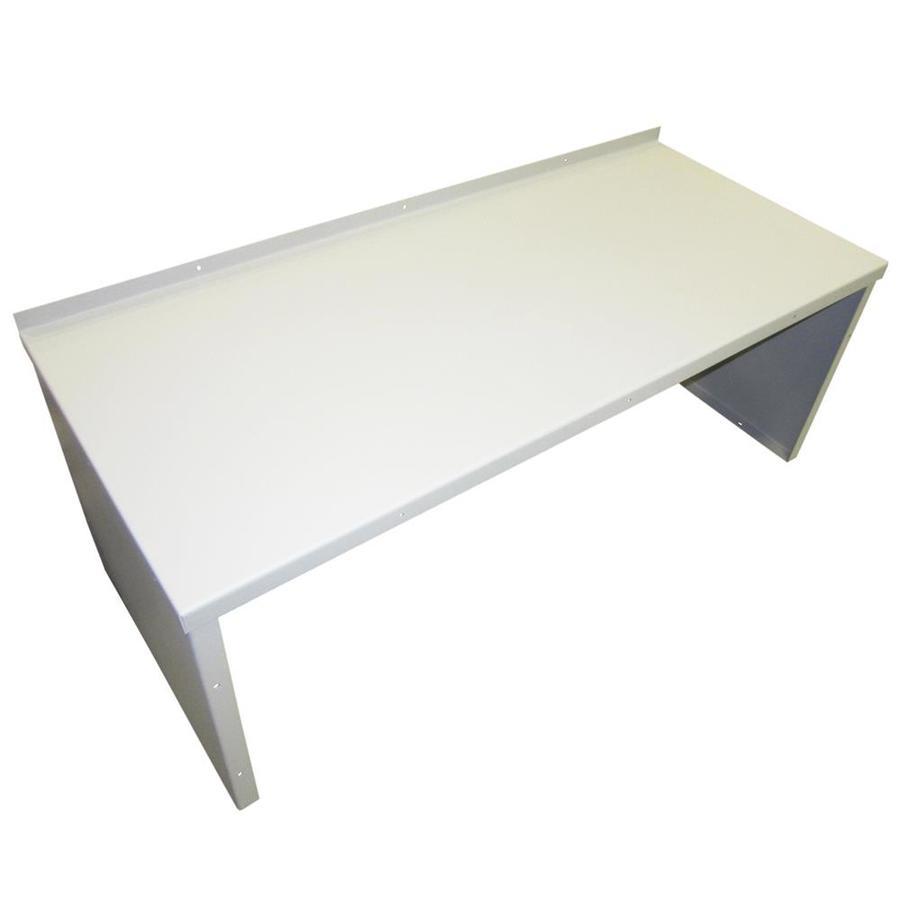 Bilco 24-in Powder-Coat White Extension Kit