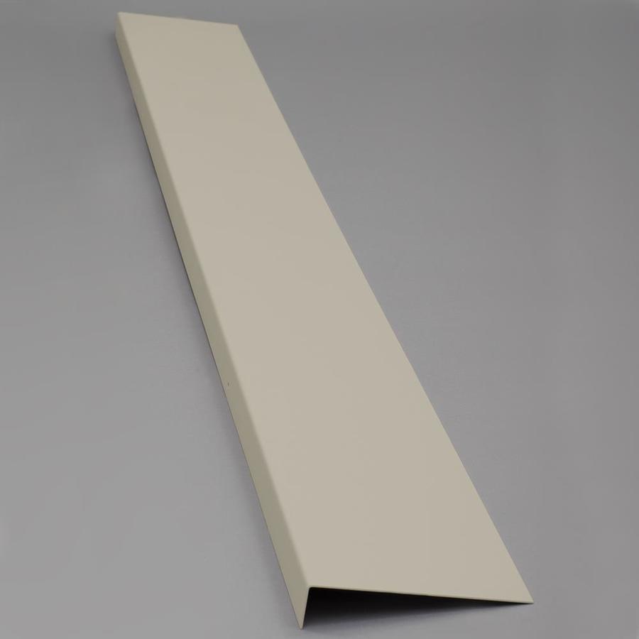 Bilco 8-in x 72-in Powder Coat Sandstone Foundation Plate