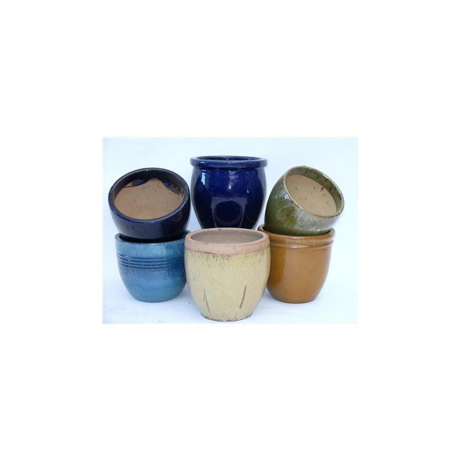 13-in x 17-in Ceramic Planter