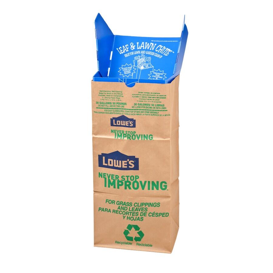 LeafEasy 46-in x 16.75-in Trash Bag Insert