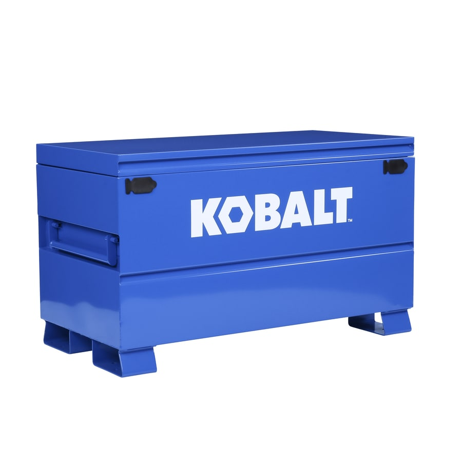 Kobalt 24-in W x 48-in L x 28-in Steel Jobsite Box
