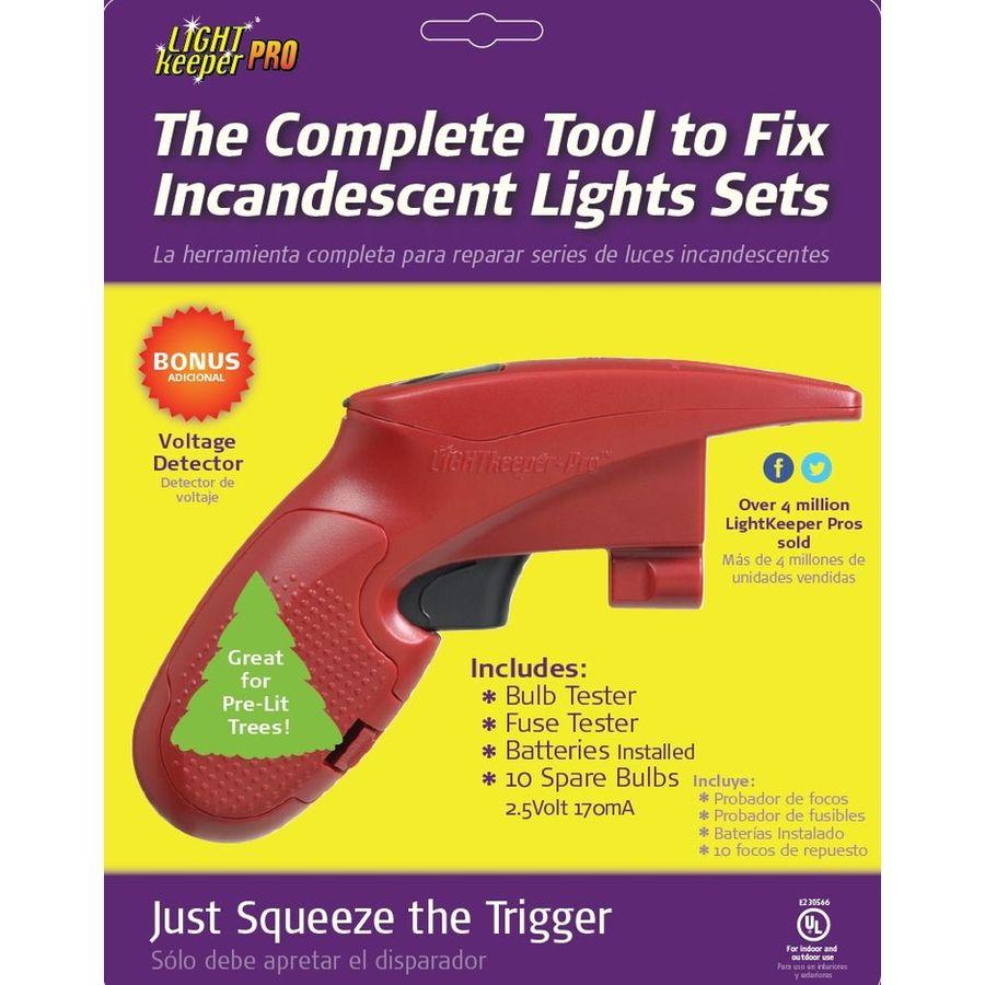 LightKeeper Pro Light Bulb Tester