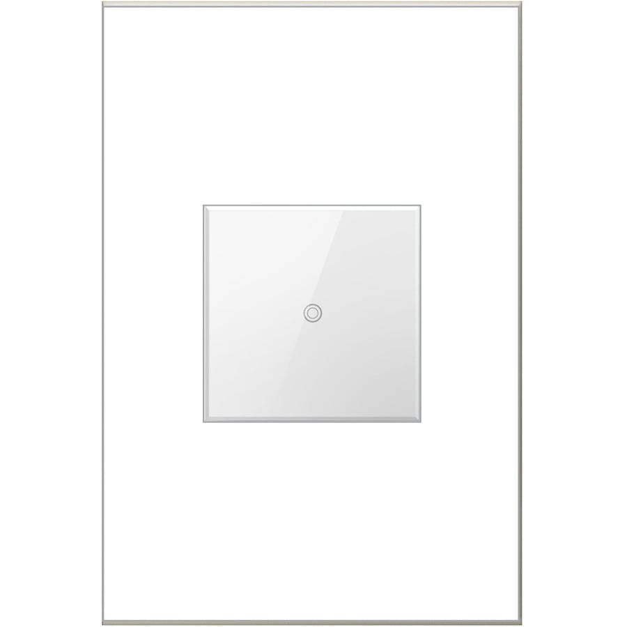 Legrand adorne Touch 15-Amp 3-Way Single Pole White Indoor Touch Light Switch