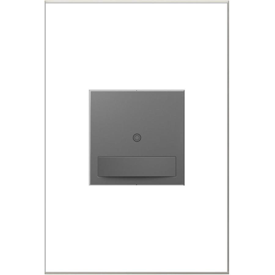 Legrand adorne Sensaswitch 600-Watt 3-Way Single Pole Magnesium Indoor Motion Occupancy Sensor