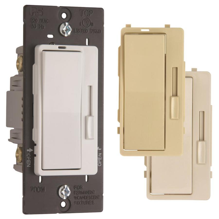 Pass & Seymour/Legrand Harmony 3-Way Dimmer