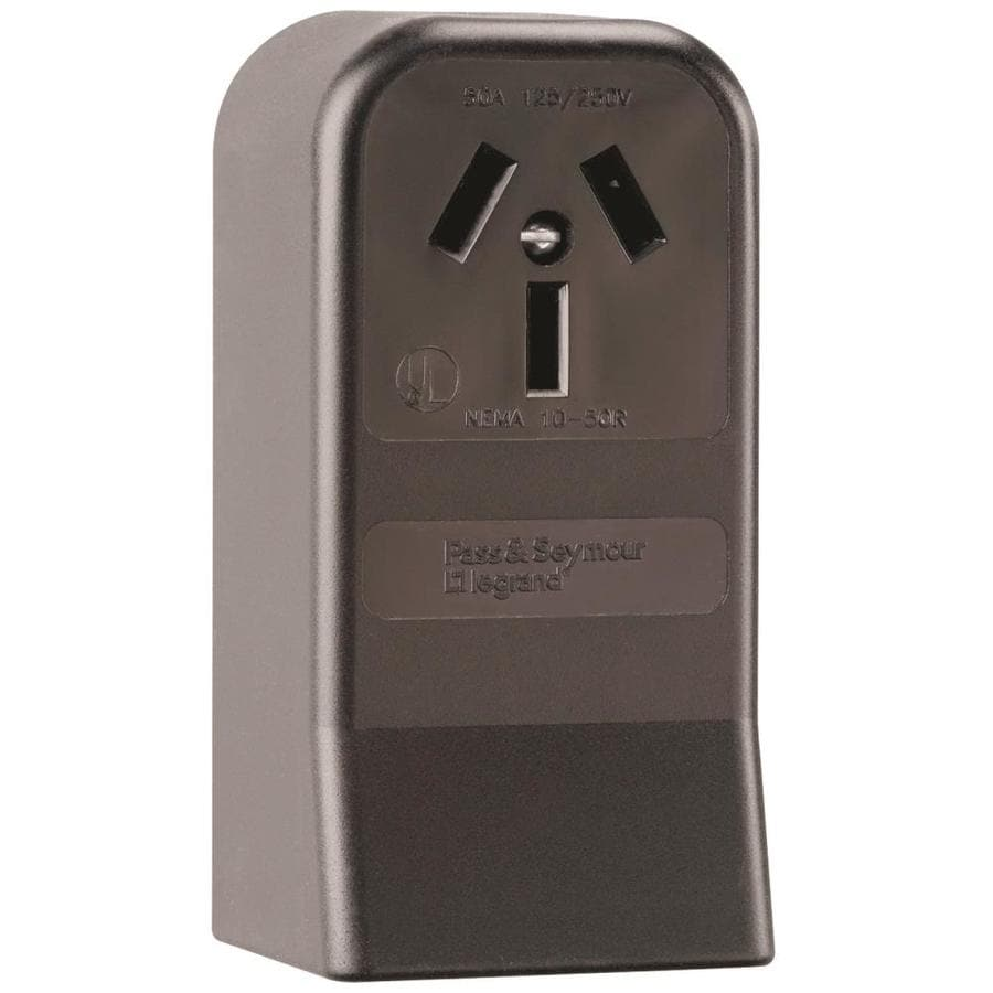 Pass & Seymour/Legrand 50-Amp Electrical Outlet