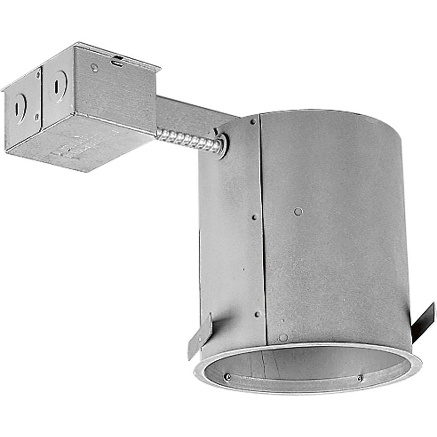 Progress Lighting Remodel IC Recessed Light Housing (Common: 6-in; Actual: 6-in)