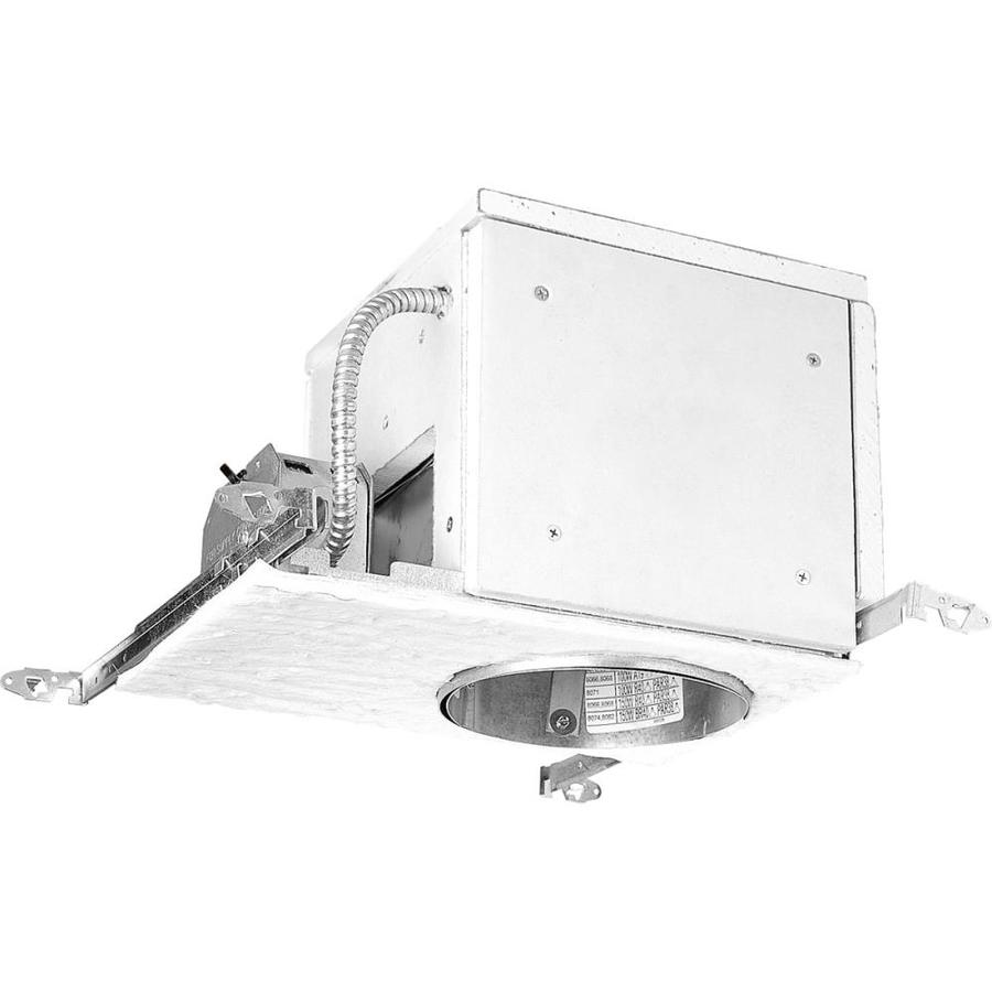 Progress Lighting New Construction Recessed Light Housing (Common: 6-in; Actual: 6-in)