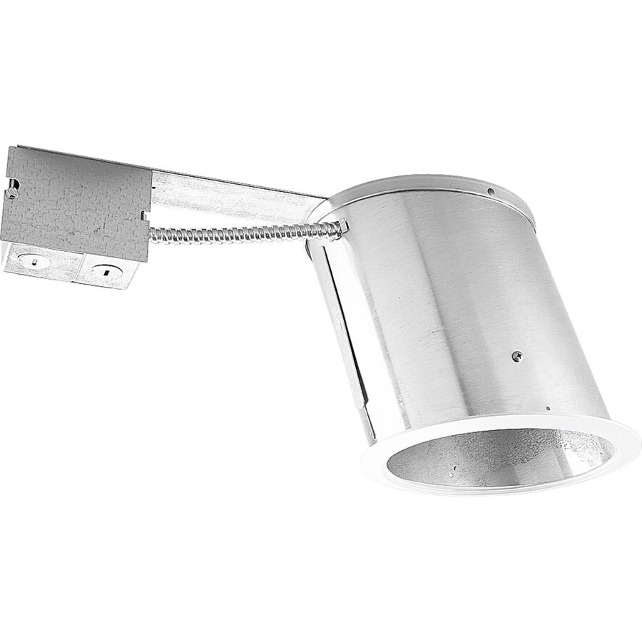 Progress Lighting Remodel IC Slope Recessed Light Housing (Common: 6-in; Actual: 6-in)