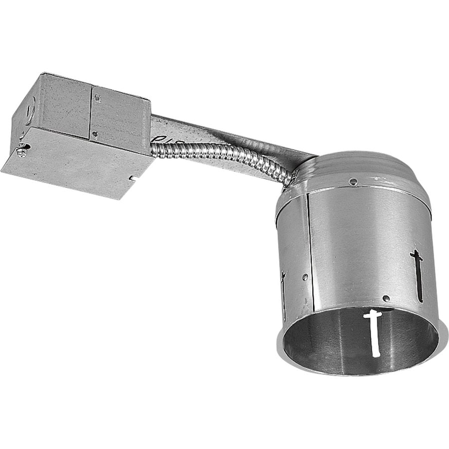 Progress Lighting Remodel IC Shallow Recessed Light Housing (Common: 5-in; Actual: 5-in)