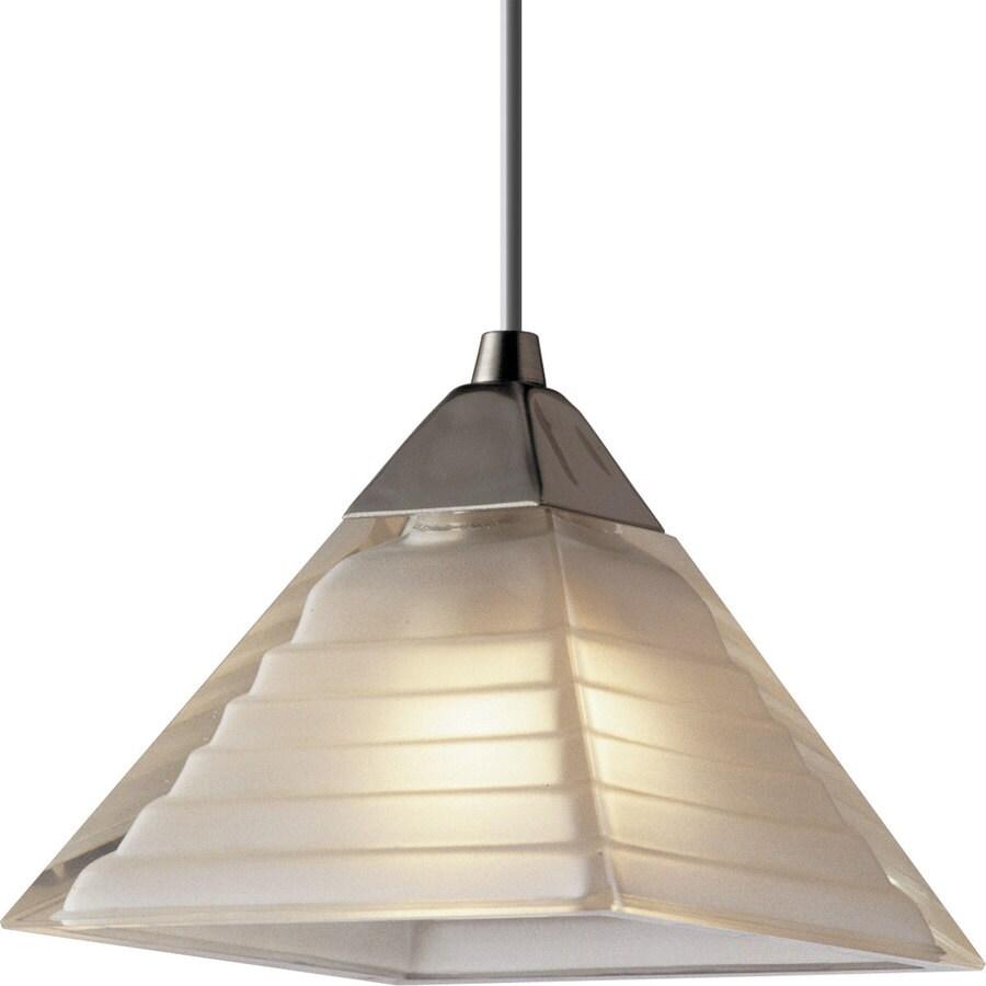 Shop Progress Lighting Illuma Flex 1 Light Brushed Nickel Bell Flexible Track