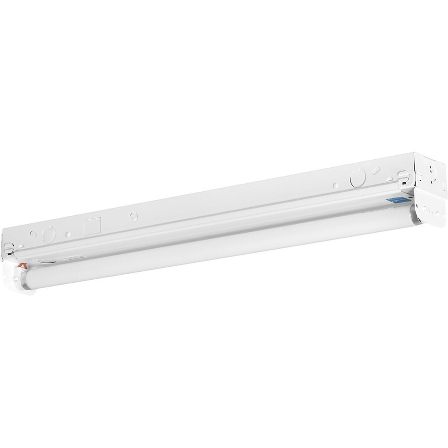 Progress Lighting Strip Shop Light (Common: 2-ft; Actual: 3.25-in x 24-in)