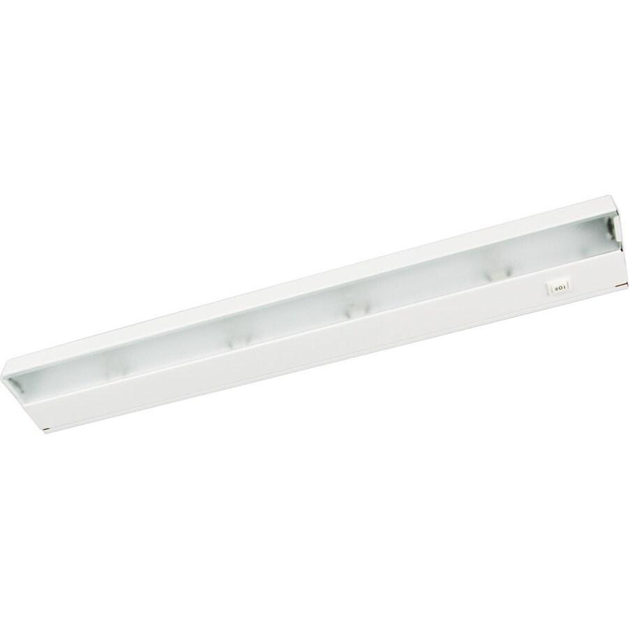 Progress Lighting 24-in Hardwired Under Cabinet Xenon Light Bar