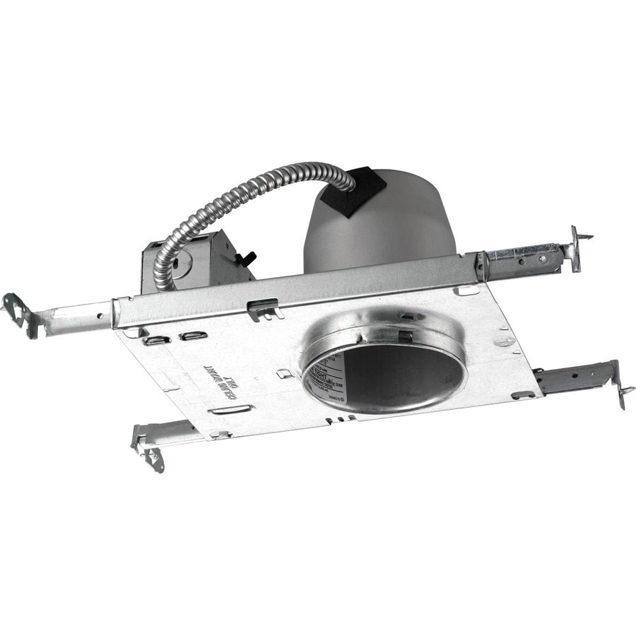 Progress Lighting New Construction Airtight IC CFL Recessed Light Housing (Common: 4-in; Actual: 4-in)