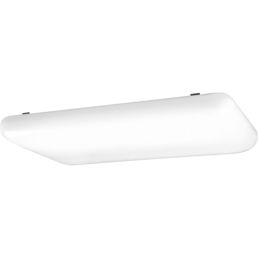 Progress Lighting Flush Mount Shop Light (Common: 2-ft; Actual: 18-in x 28-in)